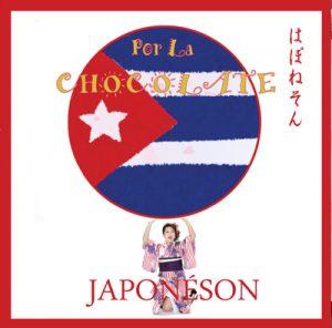 Por la chocolate JAPONESON