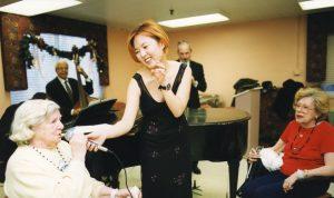 angels swing 1999