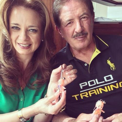 Sandra y Felipe